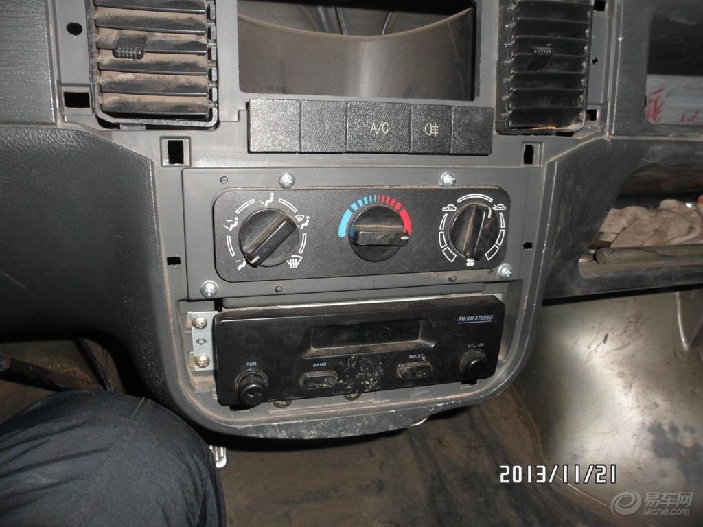 五菱之光改装cd机