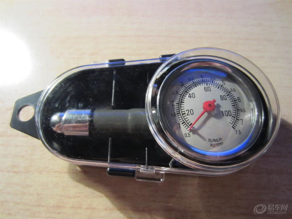 金属胎压表