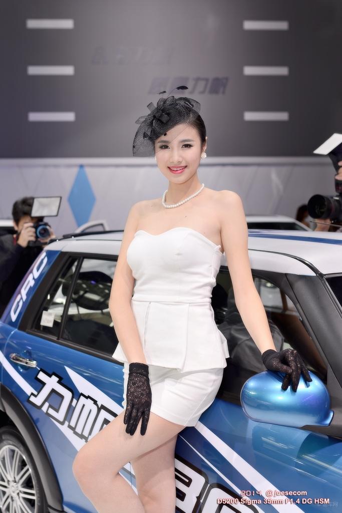 2014车展美女高清图片合集