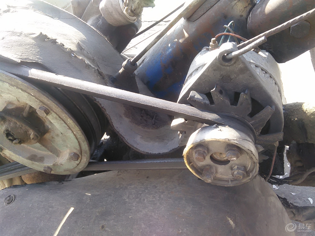拖拉机离合器片怎么安装?_车探网