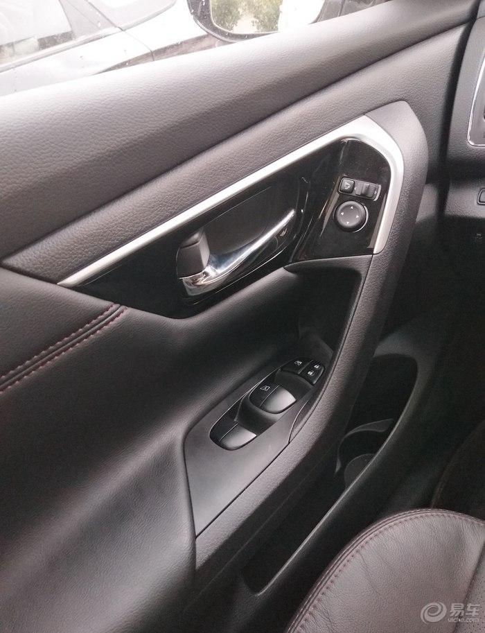 天籁2016款 改款2.0舒适版提车作业 -天籁社区
