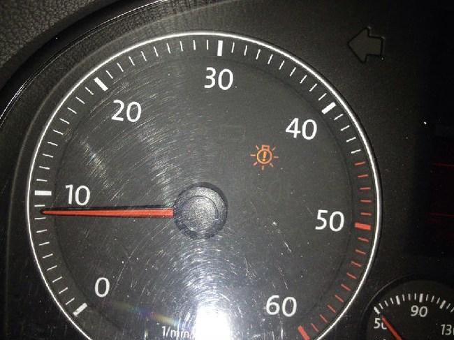 问题   大众途安车 奇怪 的故障代码 16955 图   故障灯(黄高清图片