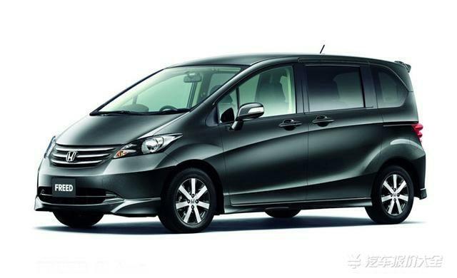 本田飞度七座新款图片-买车选车问答高清图片