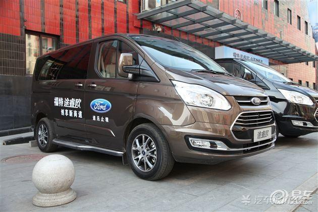 福特途睿欧自动挡车型上市 售价19.69万起高清图片
