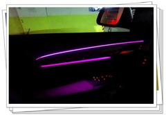 广东宝马X1车友会拔草行动,约上车友,一起装8色氛围灯