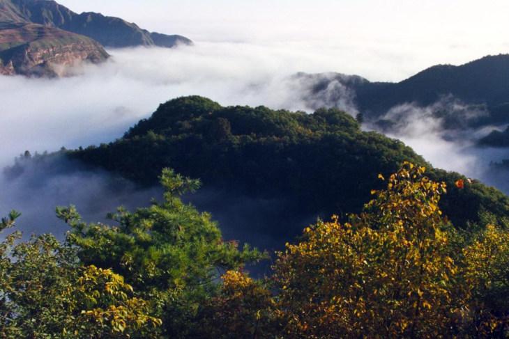甘肃定西旅游景点 定西附近的旅游景点 人体肝胆位置图图片