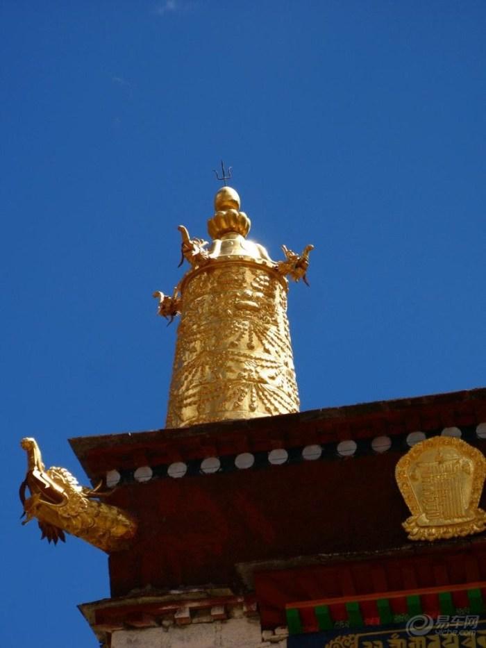 楚布寺图片