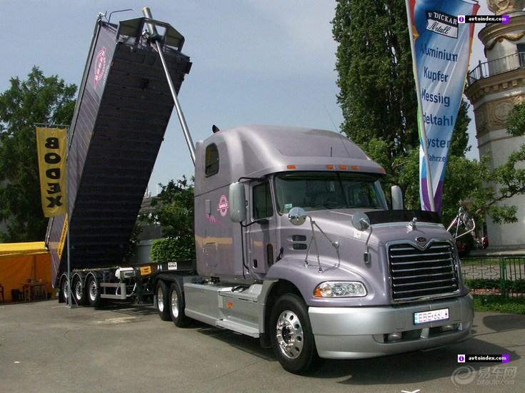 卡车图片大全_1_重型大卡车