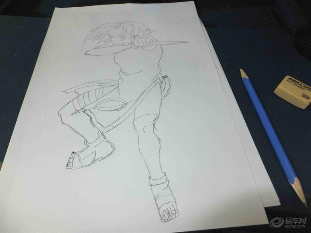 【【涂鸦论坛季】第四弹火影忍者】_湖北漫画的裸全漫画图片