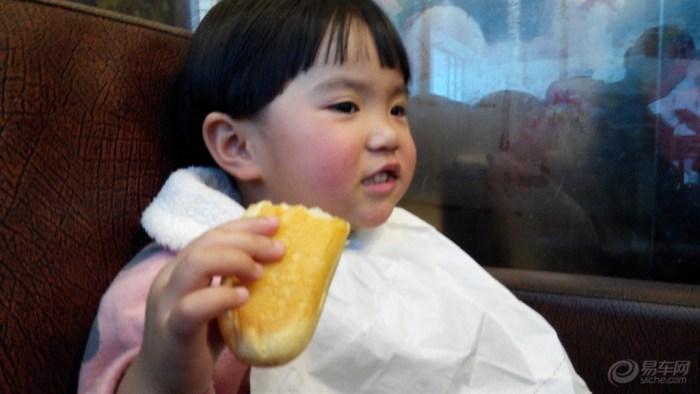 【宝宝吃面包!】_福建车友会