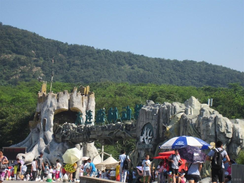 开心游大连森林动物园!