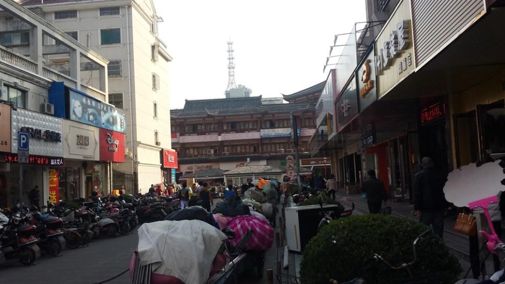 【上海长安车友会】之故地重游周浦(小上海步行街 万达广场)