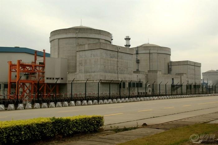 随拍——核电的春天 - 大胡 - 大胡欢迎您!