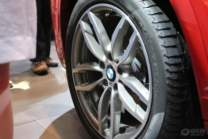 【新车通缉令】观赏X6的小兄弟( BMW X4)