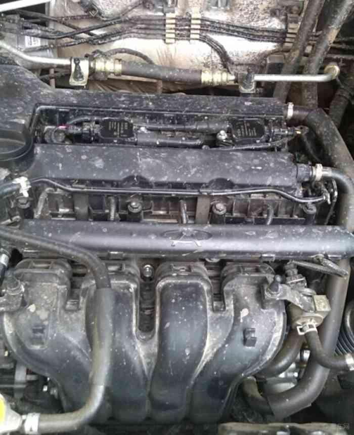 2014款瑞虎3发动机采用的是博士点火线圈哦