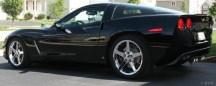 图+视频 Corvette克尔维特宽体530hp改装全记...