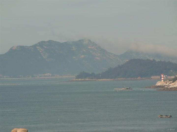 美丽的东山岛--阳光,大海,沙滩还有风动石