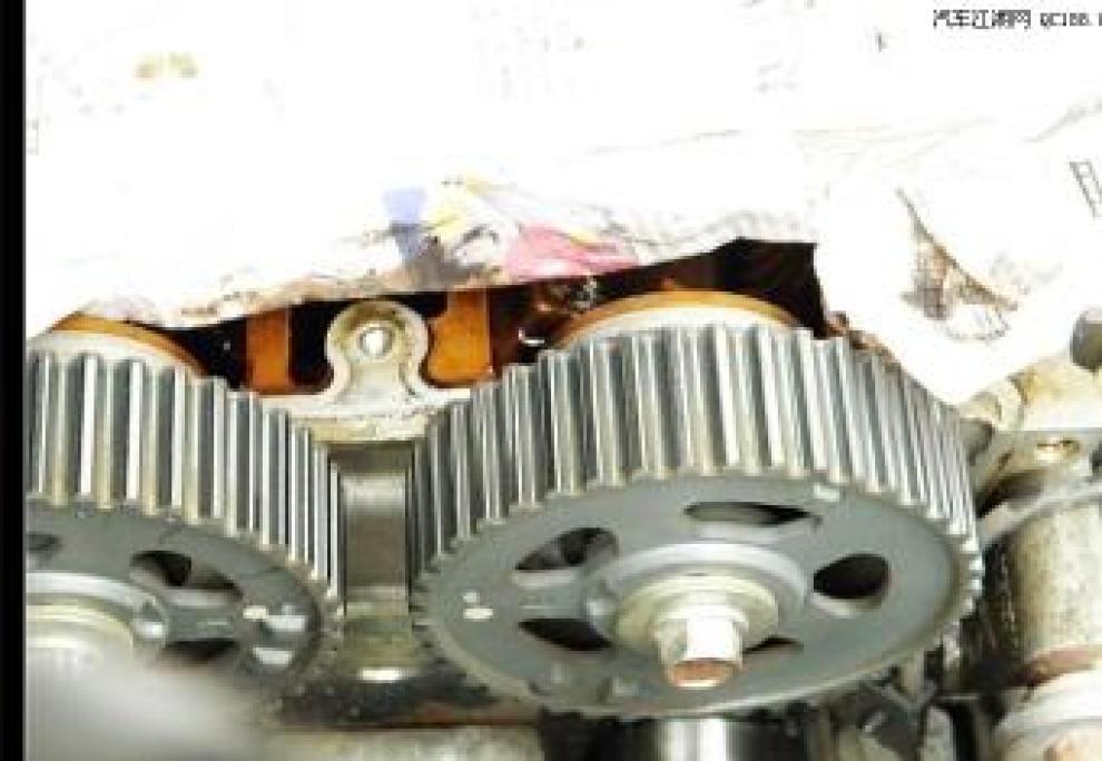 海马普力马正时皮带轮,是这样对的吗 -普力马论坛图片集锦高清图片
