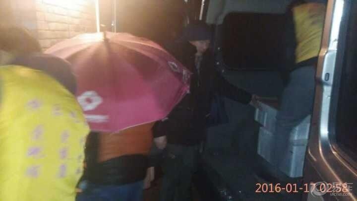 【公益】雨夜——为爱而动