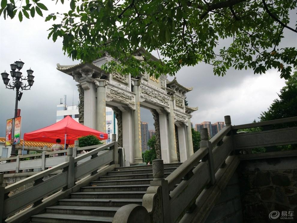 【深圳cs75官方车友会】075阿杜 中山小榄龙山公园游