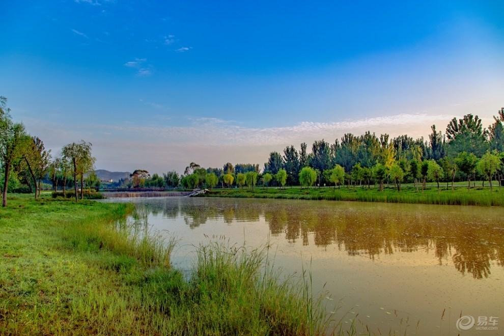 多彩孝义河