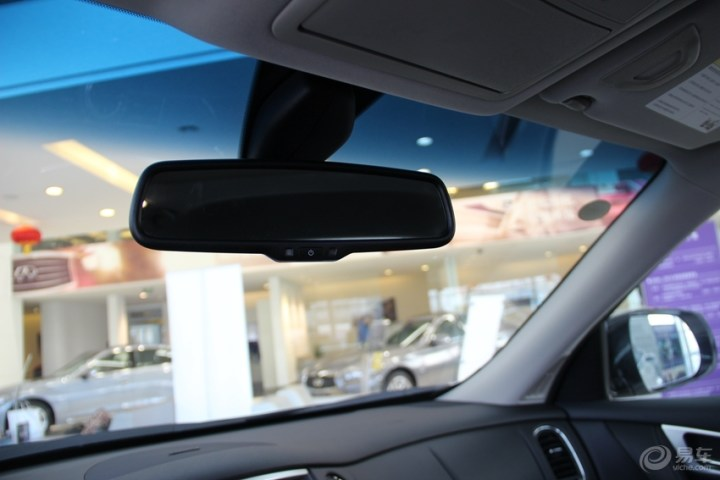 英菲尼迪QX50看车、订车记