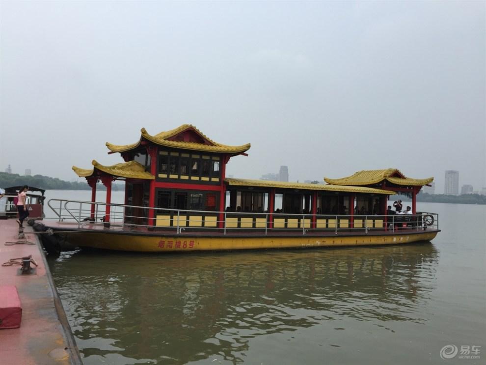 嘉兴南湖---学习红船精神图片