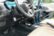 质的飞跃 2.0T自动四驱智能提车作业