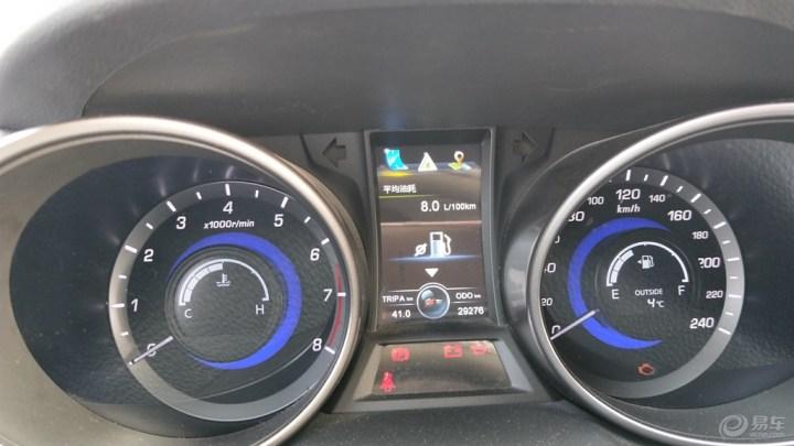 冬天,阳光和小七更配哦----CS75用车一年有感