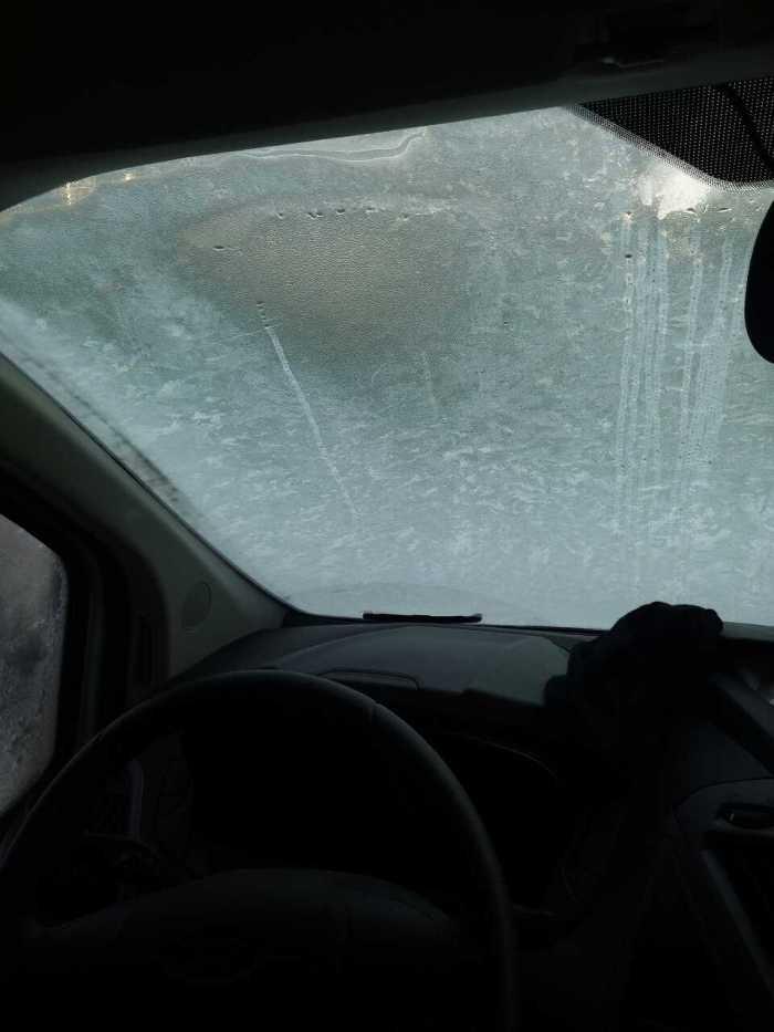 寒冷地区驻车取暖的福音