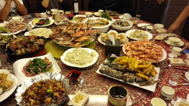 海鲜大餐,走起来!