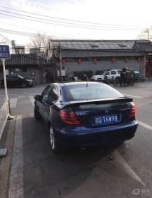 依旧靓丽的一抹蓝 老C运动轿跑车分享