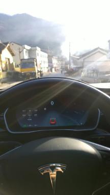 #易车众测# 今天西安的雾霾散去了,终于露出...