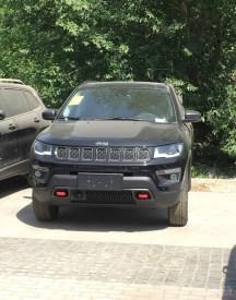 "jeep2017款200TS高性---喜迎""小切""回家"