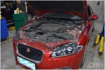 3年的小XF,老车主带着它回来保养了,详细作...