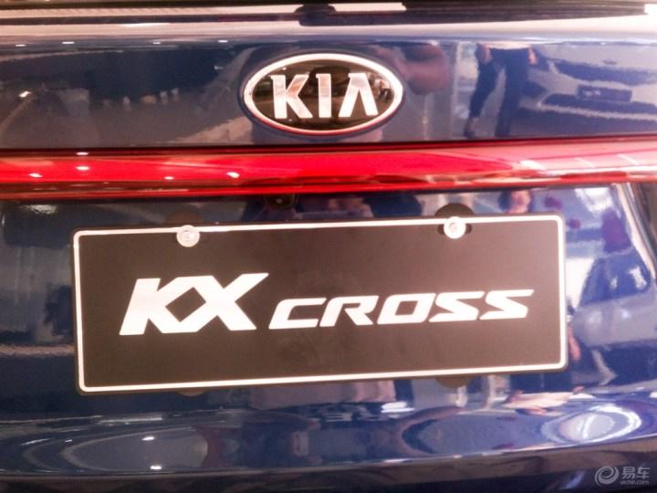 #新车集中营##抢先拍#KXCROSS帮询价(江苏)