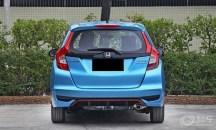 对新款飞度跃跃欲试 老司机不可错过的蓝色炫...
