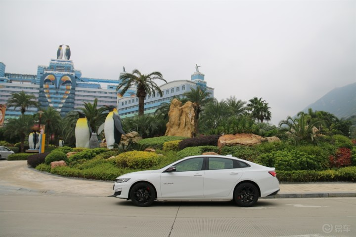 自由与驾享--珠海之滨体验全新迈锐宝XL全攻略