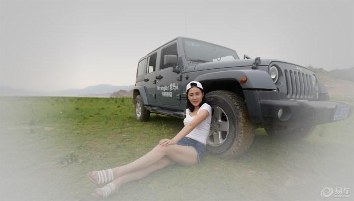 感性媳妇当车模之Jeep印象