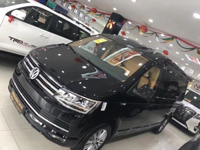 郑州哪里有卖大众商务车T6车的?