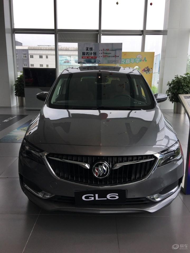 别克GL6提车,来一起观摩一下我的新伙伴!