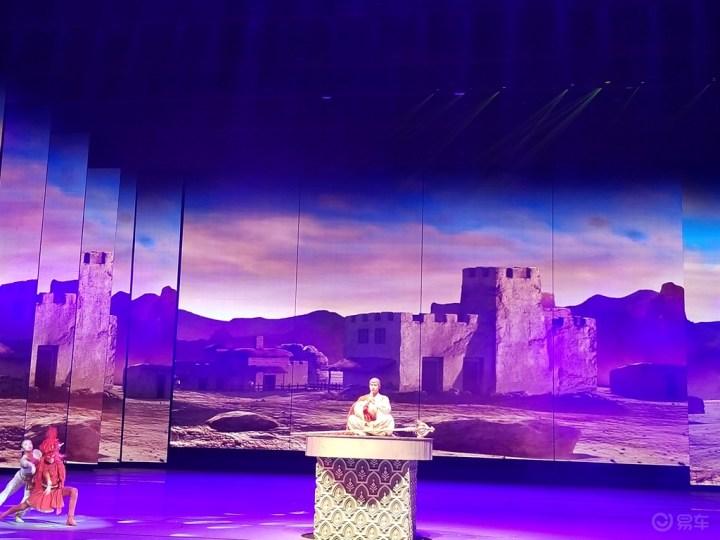 【昌吉辰粉车友会】《千回西域》:一生必看的演出