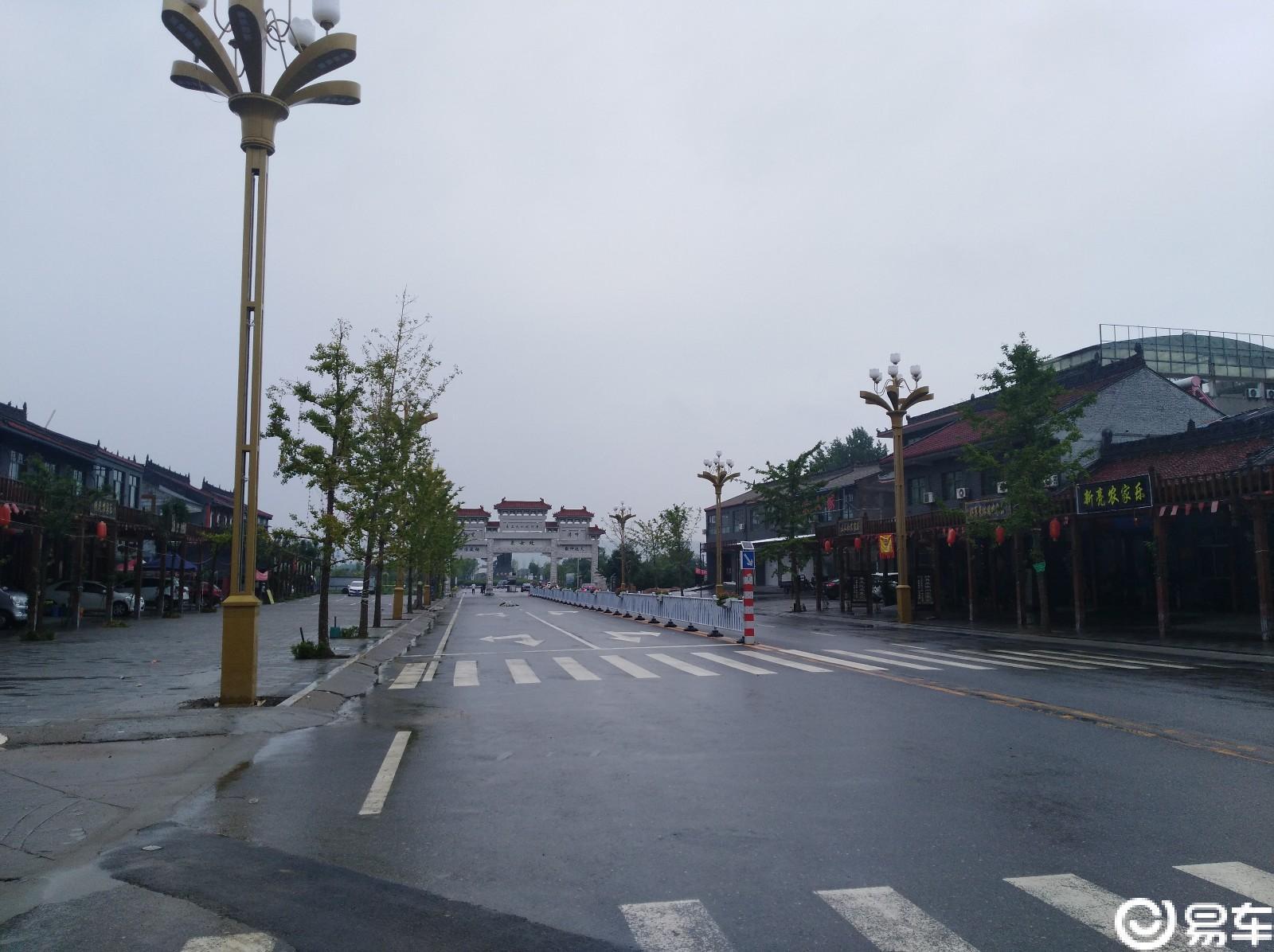 #潮生活#细雨缠绵,雨中漫步天下奇泉---处女泉