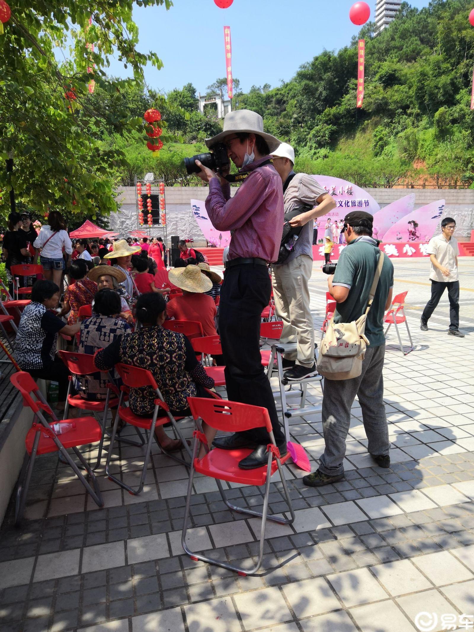 【我在广坛】何仙姑文化旅游节