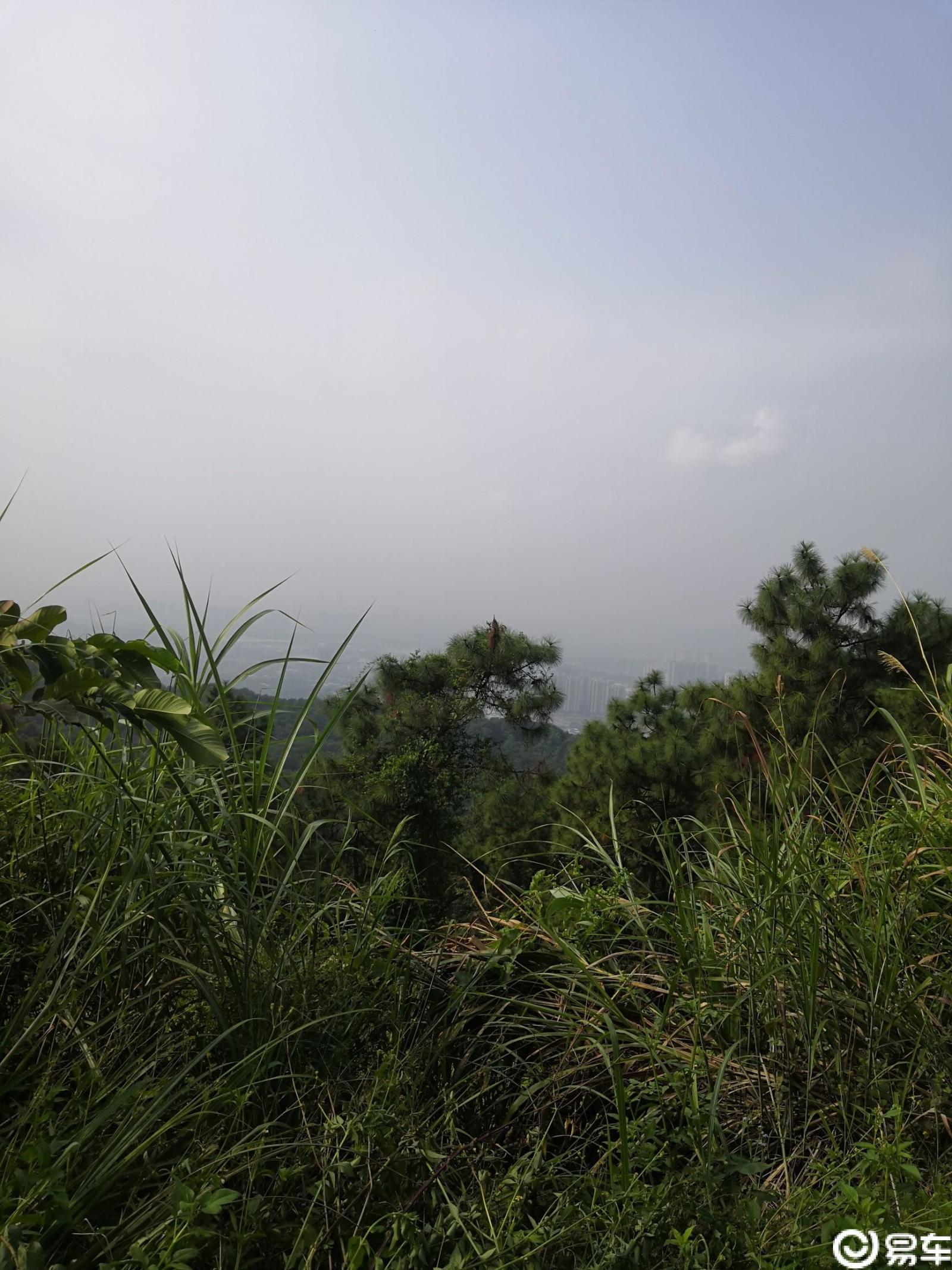 【我在广坛】九九重阳登南香山远眺