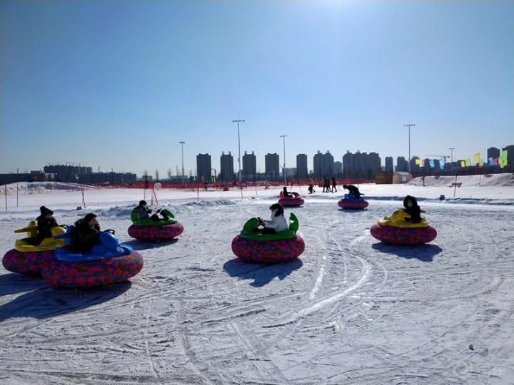 【春节故事】初三·我们一起耍雪探界