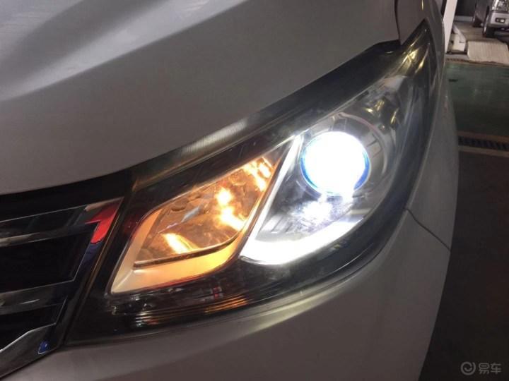 改装LED大灯