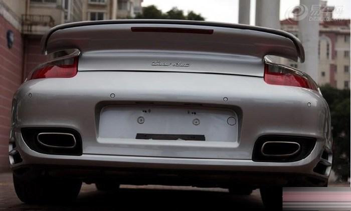 低调的超跑 保时捷911提车作业 c 超跑豪车论坛 爱车网高清图片