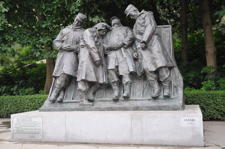 广州雕塑公园游
