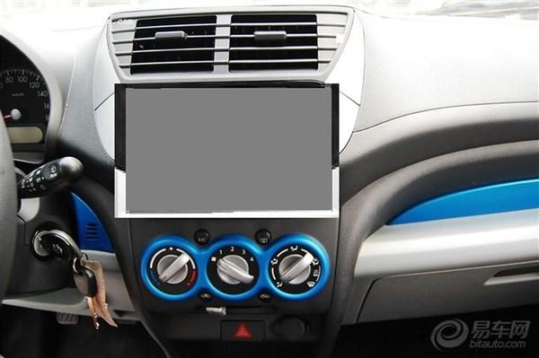 新奥拓应该牺牲空调面板上的储物格改装成大屏幕dvd 希望支持